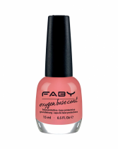 OXYGEN BASE COAT - Faby Nails