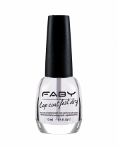 TOP COAT FAST DRY - Faby Nails