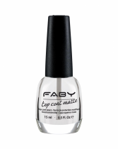 TOP COAT MATTE - Faby Nails