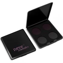 Palette personalizzabile da 4 Nera