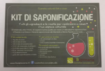 Kit Saponificazione - La saponaria