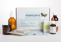 Kit Autoproduzione Purificante - La saponaria