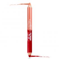 Matitone DUO Labbra Rosa e Rosso - PuroBIO
