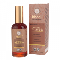 Olio Anti-cellulite- Khadi