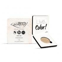 Ombretto 01 Champagne - PuroBio Cosmetics