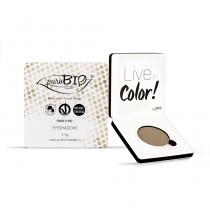 Ombretto 02 Tortora - PuroBio Cosmetics