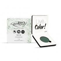 Ombretto 08 Verde Bosco - PuroBio Cosmetics