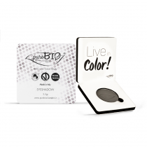 Ombretto 10 Grigio - PuroBio Cosmetics