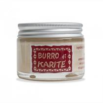 Burro di Karitè Grezzo - Tea Natura