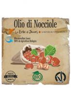 Olio di Nocciole - Le Erbe di Janas
