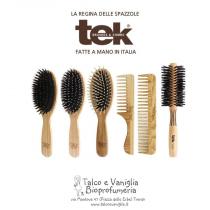 Spazzole e Pettini per capelli TEK