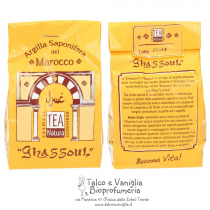 Ghassoul Argilla Saponifera - Tea Natura
