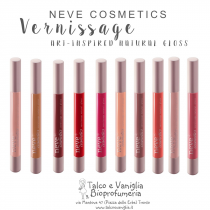 Vernissage natural gloss - Neve Cosmetics