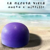 La Medusa Viola - Volga Cosmetici