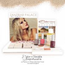 Collezione ZANZIBAR PALACE - Couleur Caramel