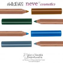 Collezione Wild Eyes - Neve Cosmetics