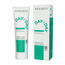 Crema Viso Purificante Day By Day - Bioearth