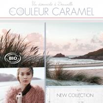 Collezione Un dimanche à Deauville - Couleur Caramel