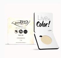 Ombretto 11 Giallo Banana - PuroBio Cosmetics