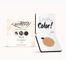 Ombretto 12 Pesca - PuroBio Cosmetics