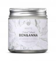 PASTA DENTIFRICIA WHITE - Ben e Anna